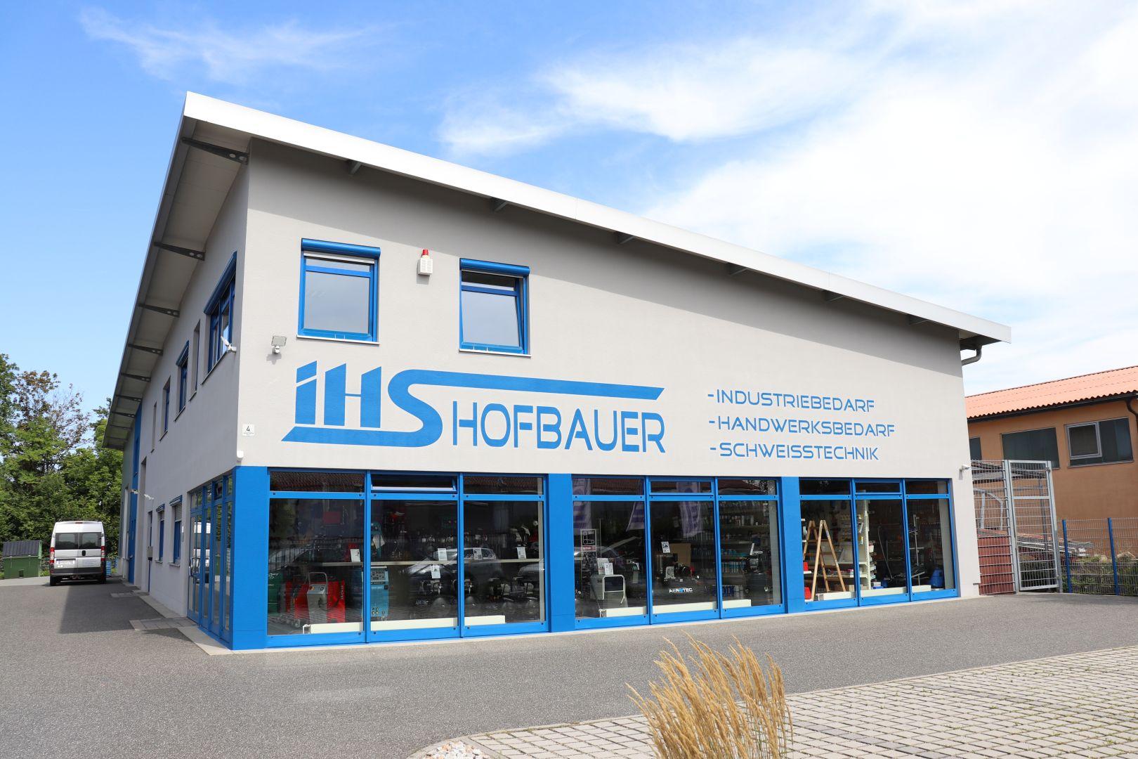IHS Gebäude-Front